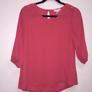 Agaci agaci dressy blouse